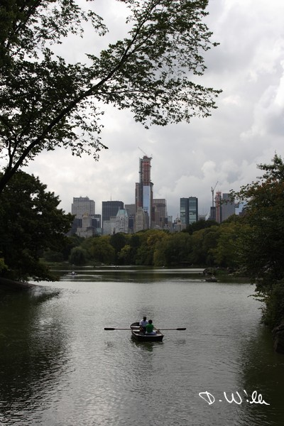 Central Park in Manhattan, New York City, NY, United States of America