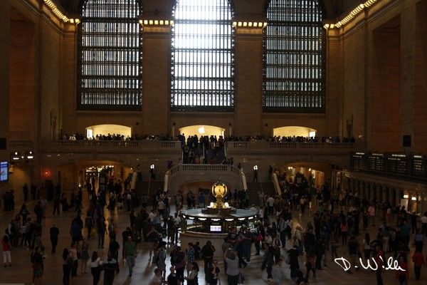 Grand Central Terminal in Manhattan, New York City, NY, United States of America