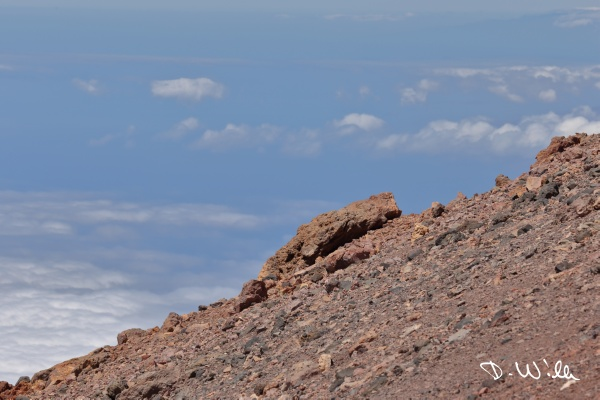 Mount Teide, Teneriffe, Spain